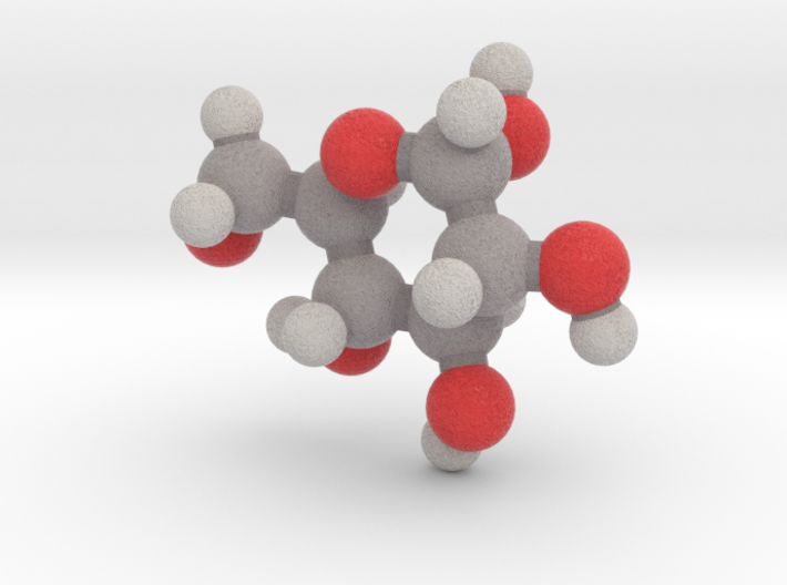 Glucose 3d printed