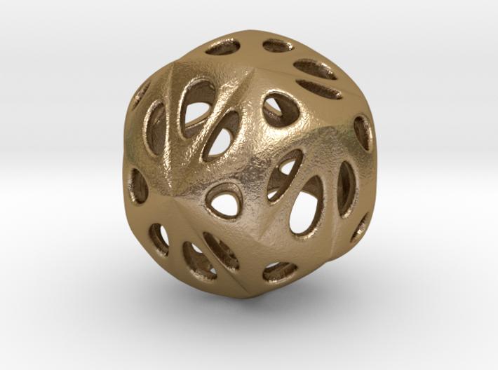 hydrangea ball 04 3d printed
