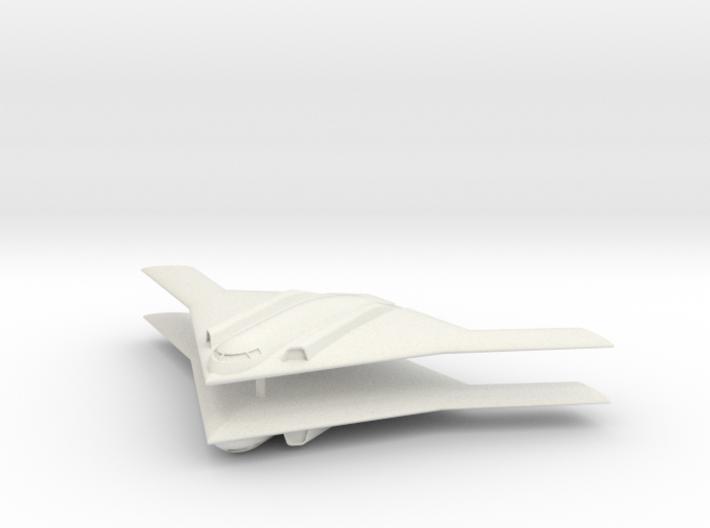 1/700 Long Range Strike Bomber (LRS-B) (x2) Flying 3d printed