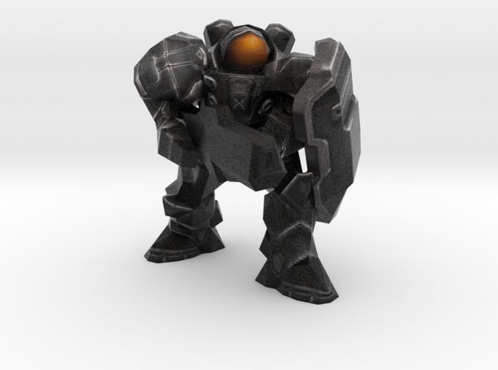 SC2 - Terran Marine posed 3d printed