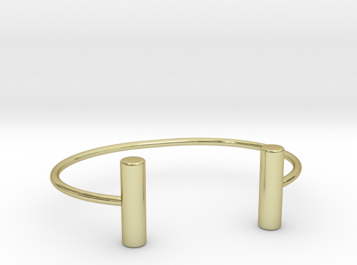 Pole Link Cuff 3d printed