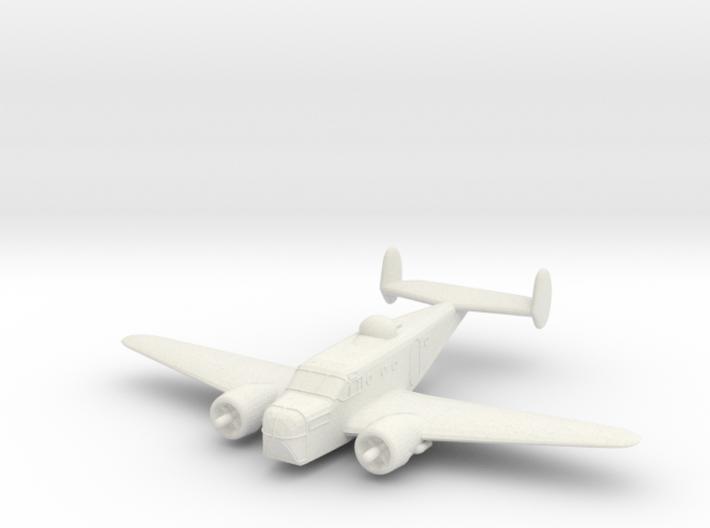 1/300 Beechcraft AT-11 (SNB-1) 'Kansan' 3d printed