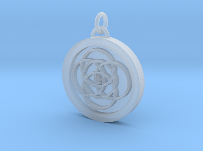 23S – II TAKE CHARGE AND FIND CORRECT PATH 3d printed