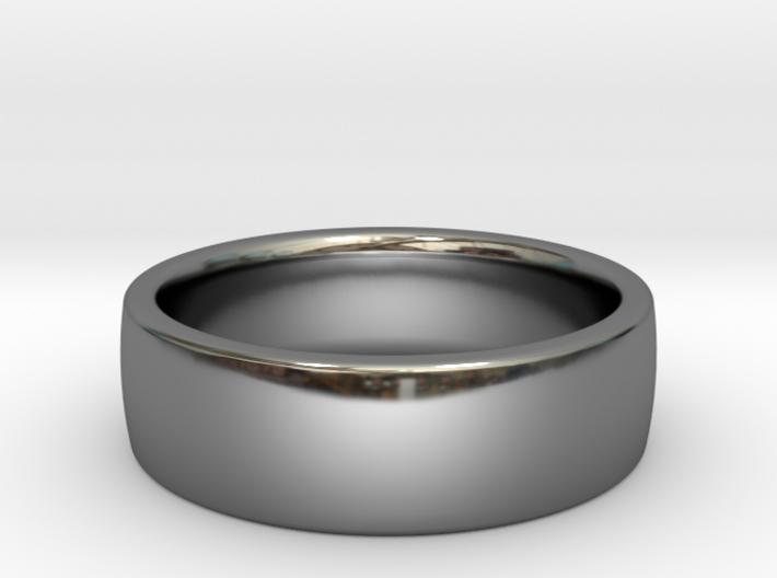 Wedding Ring Size 8 3d printed