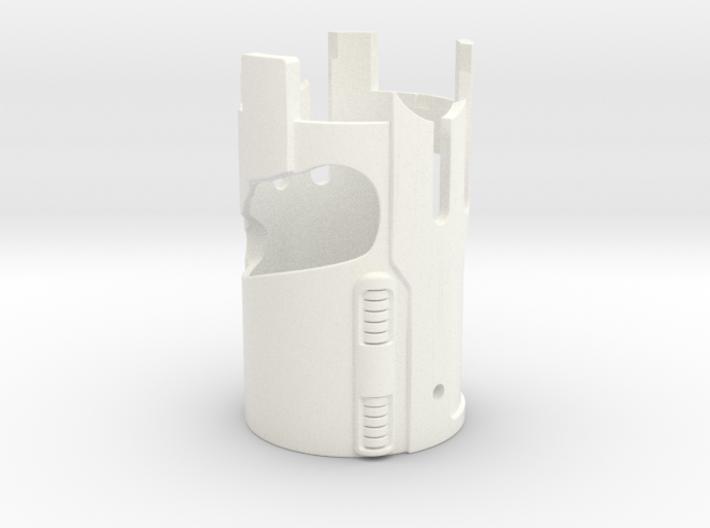 KR Lightsaber Emitter V5 Sleve 3d printed