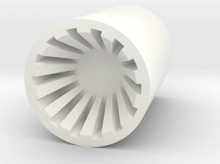 KR Lightsaber V5 Side Plug 3d printed