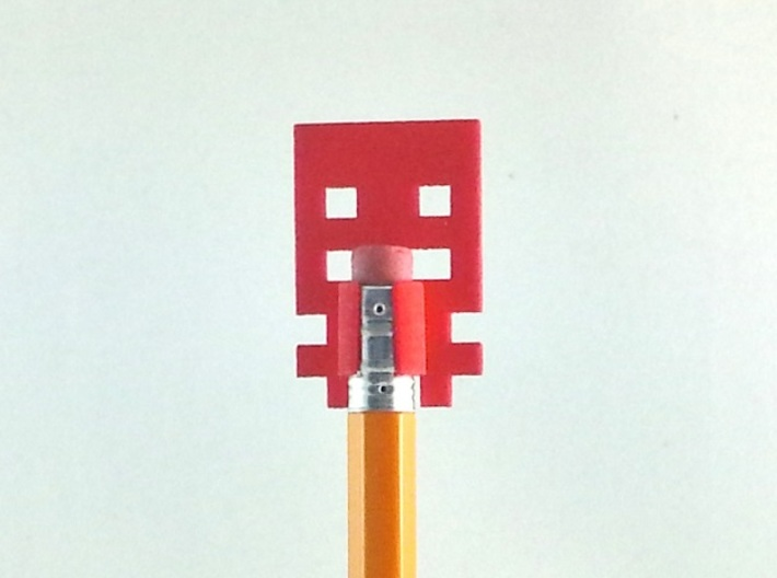 Turbo Buddy Pencil Topper 3d printed
