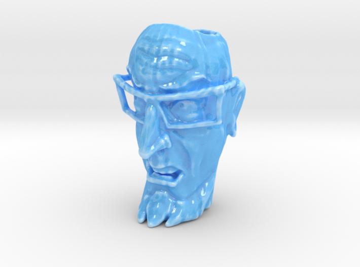 Porcelain Tiki Venture 3d printed