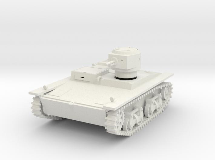 PV110A T38 Amphibious Tank (28mm) 3d printed