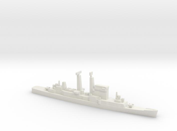 Albany-Class Cruiser w/ Polaris, 1/1800 3d printed