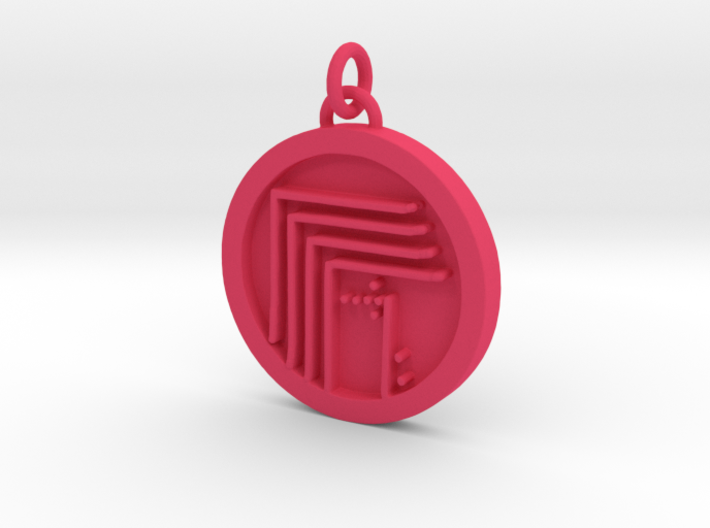 23S – XI FOR WORK TO GAIN PUBLIC AWARENESS 3d printed