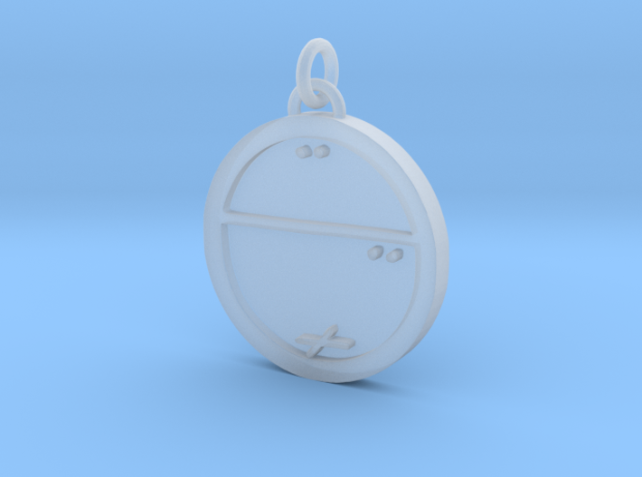 23S – XVIII SURVIVE IN INTOLERABLE SITUATIONS 3d printed