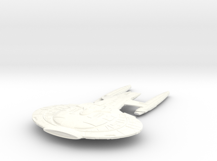 Wildwind Class IV BatteCruiser 3d printed