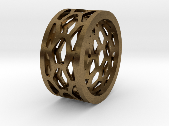 Py Ring - Male 3d printed