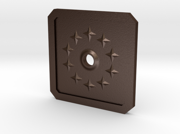Copper Coin 3d printed