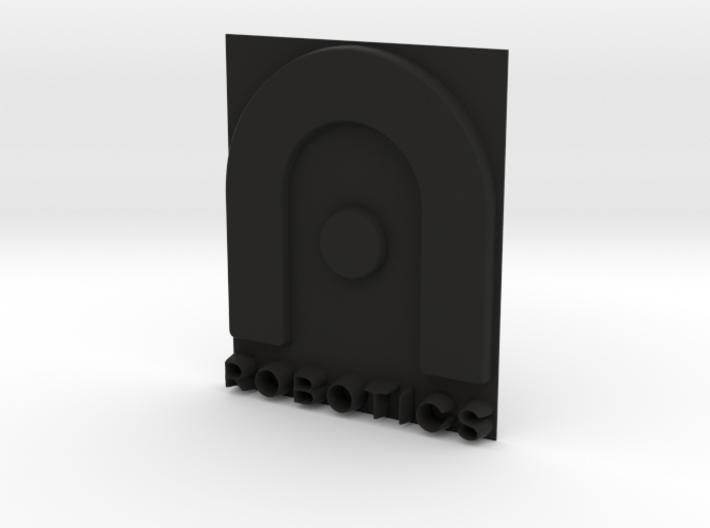 Creator Keychain 3d printed