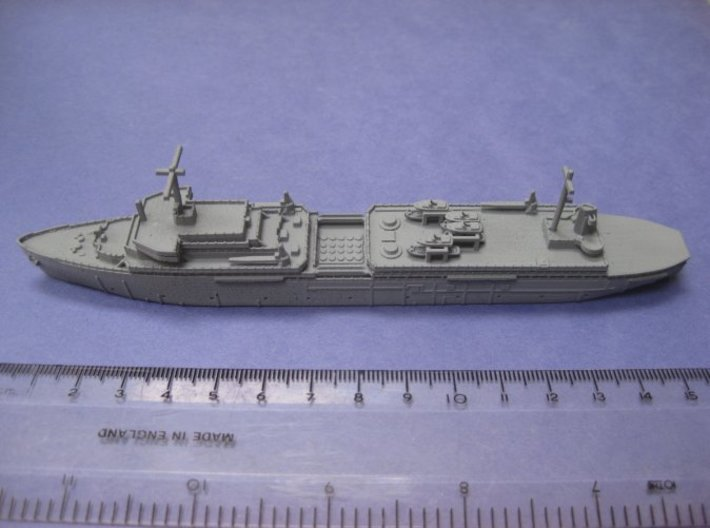 USS Canopus - AS34 (1:1250) 3d printed