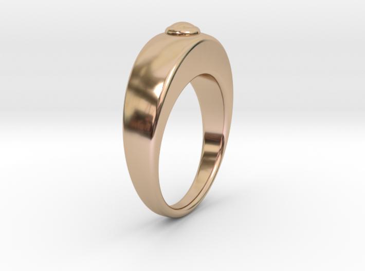 Ø16.51 Egg Ring/Ø0.650 inch Model B 3d printed