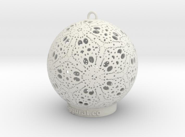 Kayam Ornament 3d printed