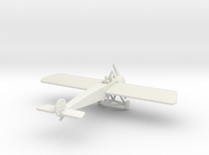 Fokker E.II 3d printed 1:144 Fokker E.II in WSF