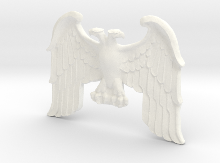 Imperial Eagle Statue 3d printed