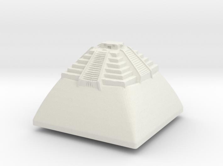 Chichén (Topre DSA) 3d printed