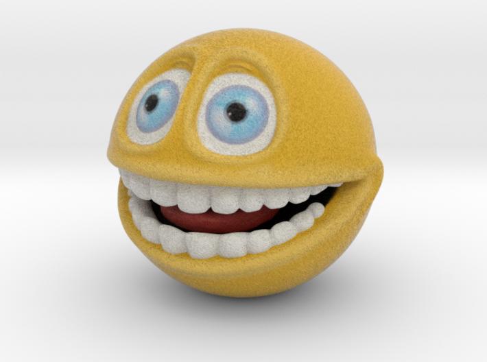 Emoji Smiley Face - Smile  3d printed Smileyface Emoji - Smile