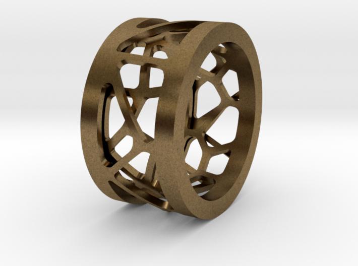 V Ring - Female 3d printed