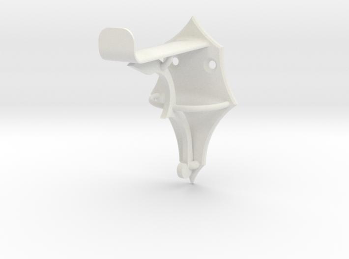 Bow Hanger 3d printed