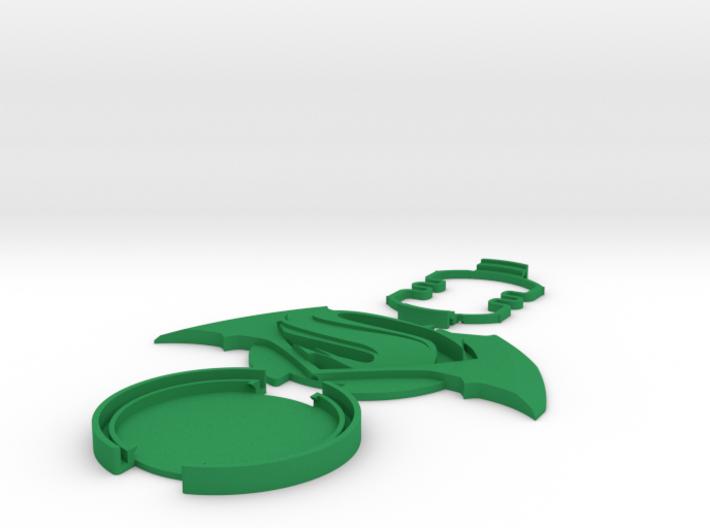 Protofabrica Custom Lens Cap Dawn Of Justice 3d printed