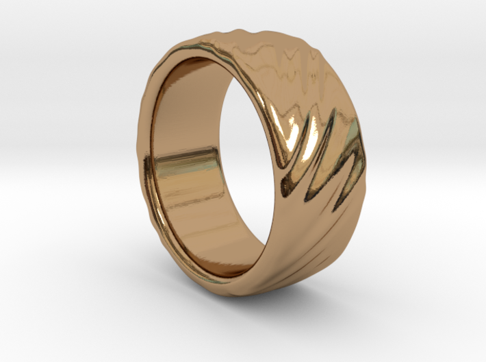 Canvas Ring - 20mm 3d printed