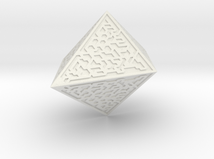 MTG Hedron 3d printed