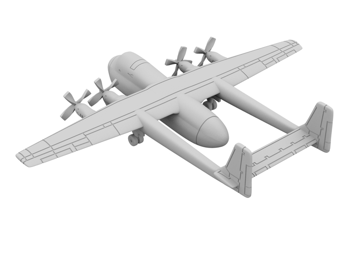 1:400 - Armstrong Whitworth Argosy [A][x2] 3d printed