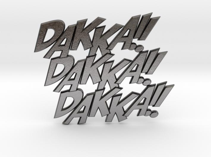 Dakka Dakka Dakka 3d printed
