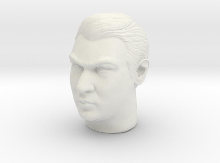 Ronnie Kray headsculpt 3d printed