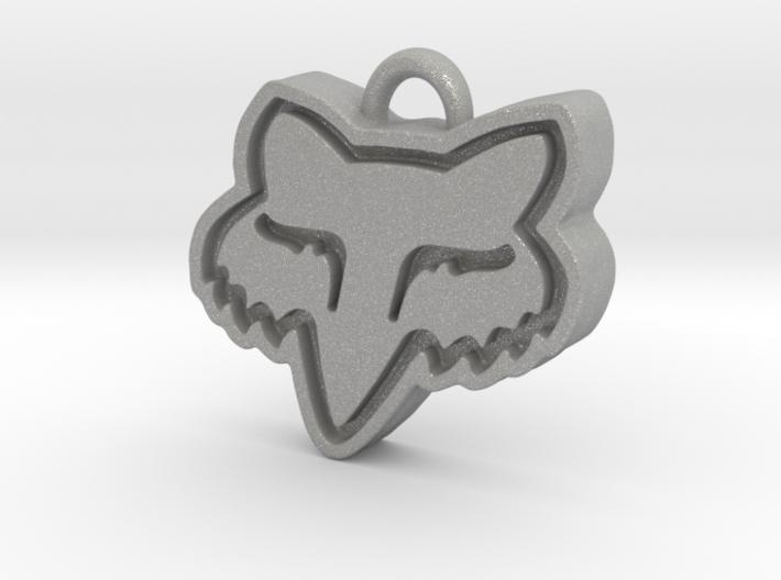 Charming Fox Racing Logo 3d printed