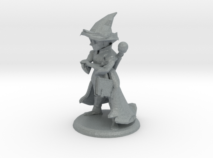 YOUNG WIZARD 3d printed