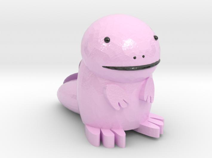 Shiny Quagsire 3d printed