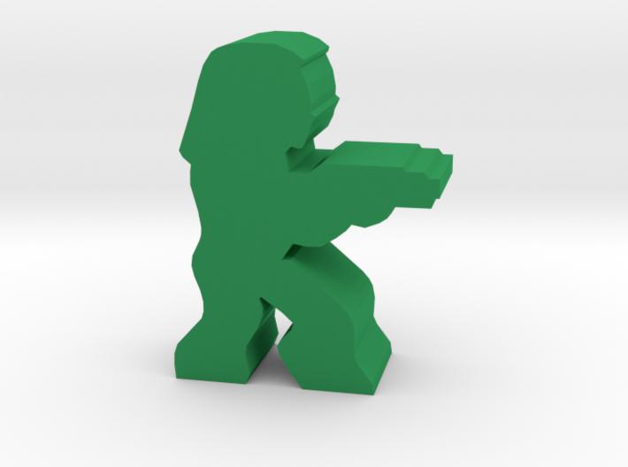 Game Piece, Space Nomad Engineer 3d printed