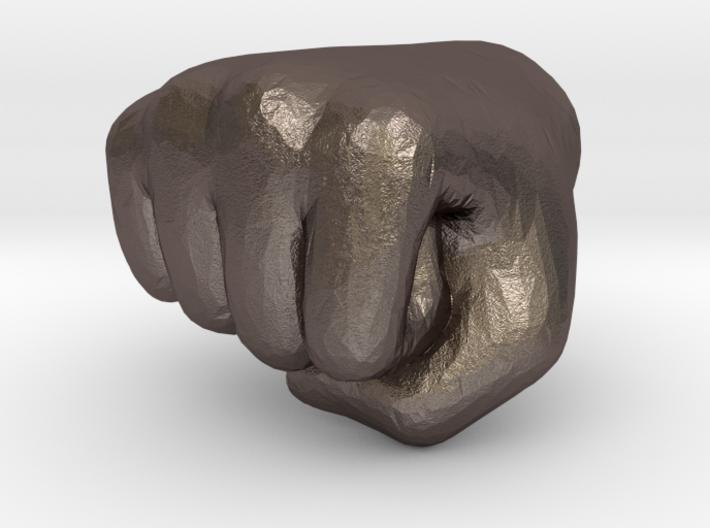 Fist Arrowhead 3d printed