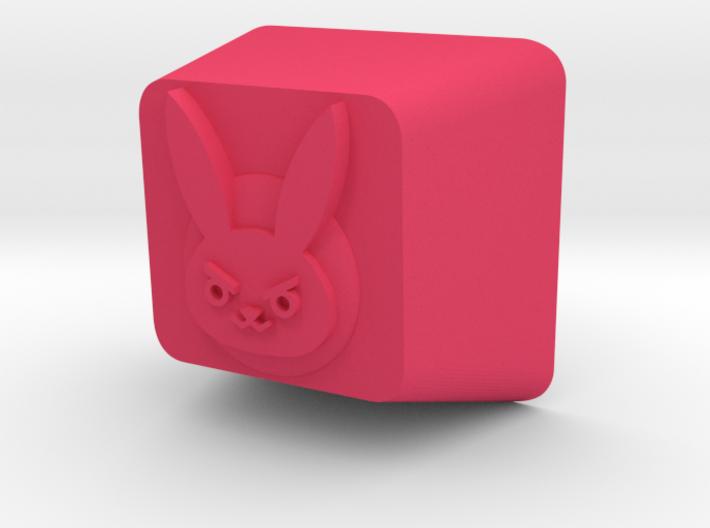 D.va Cherry MX Keycap 3d printed