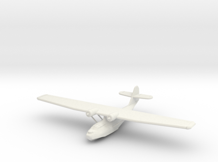 1:200 Catalina PBY-5 3d printed