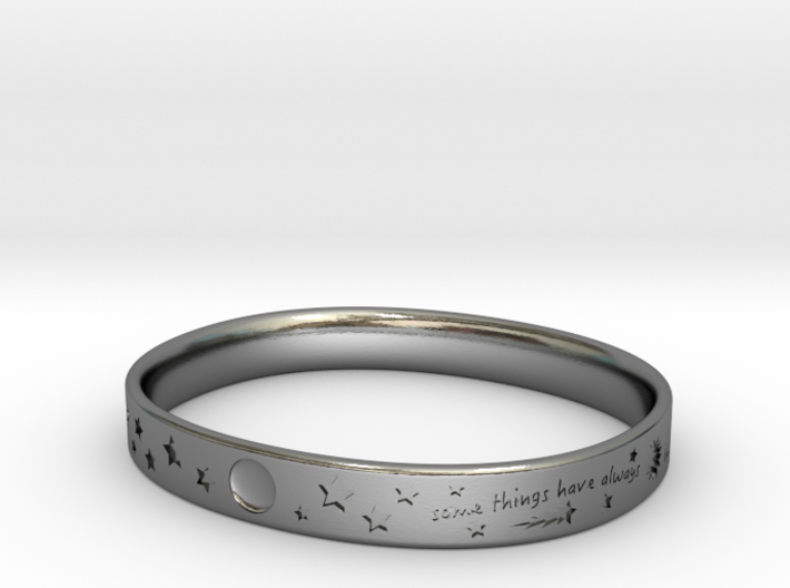 Some things Bracelet 3d printed