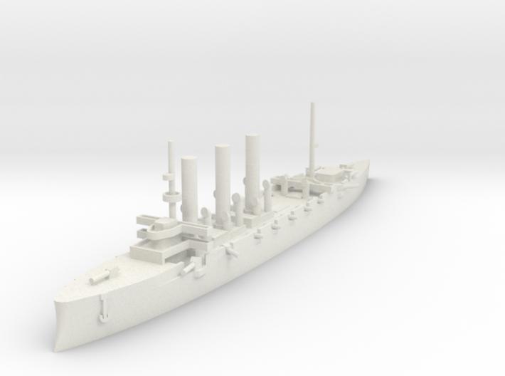 1/1000 Pallada-Class Cruiser 3d printed