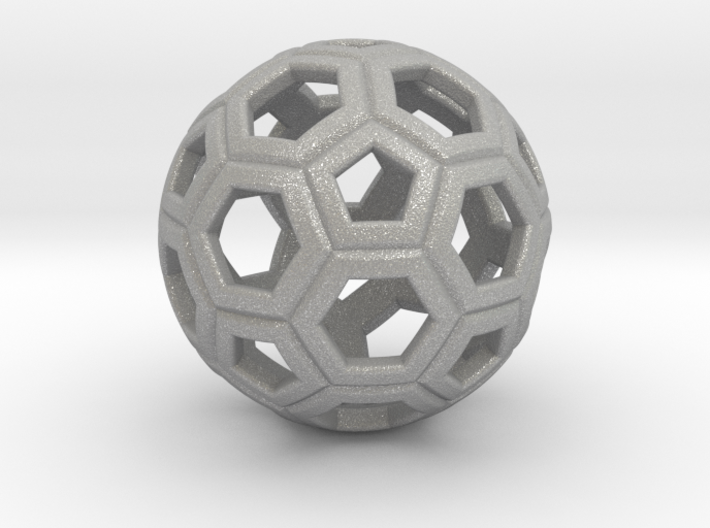 Soccer Ball 1 Inch 3d printed
