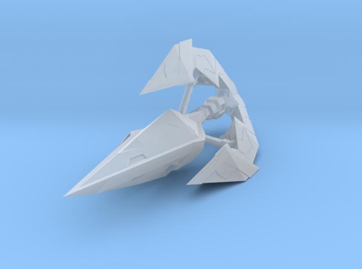 Tholian Heavy Cruiser 3d printed