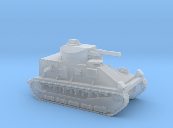 Vickers Medium Mk.II (6mm) 3d printed