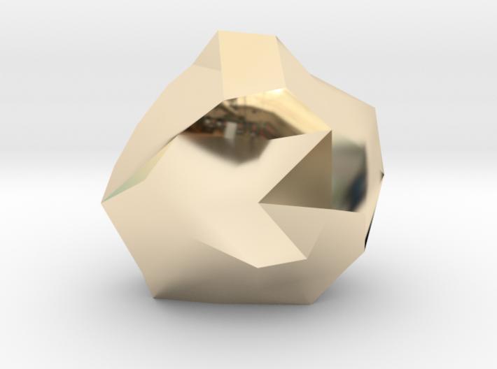 Geeo Lamp 3d printed