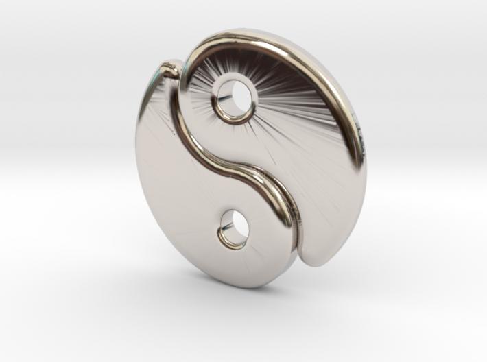 Tao drops (metal) 3d printed