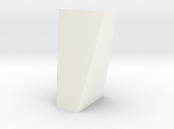 Rektanglar Wall lamp 3d printed